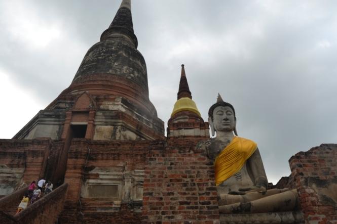 2019-10-tailandia-ayutthaya-wat-yai-chai-mongkhon-2