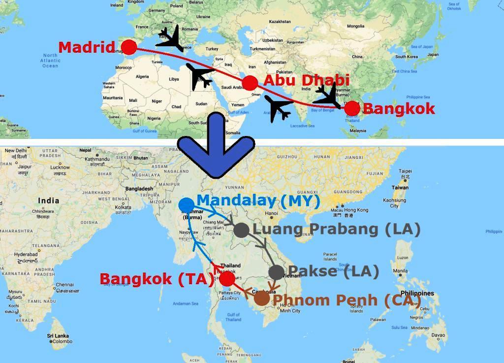 2019-10-tailandia-myanamar-laos-camboya-mapa