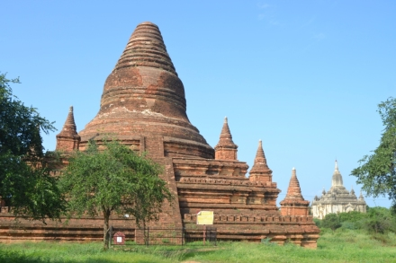 Bagan - Mahazedi Pagoda