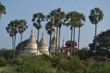 Bagan - Templos random