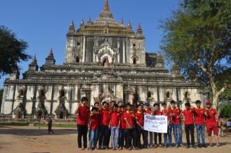 Bagan - Thatbyinnyu Paya