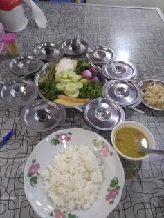 Comida en Hpa-An