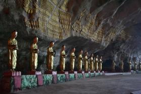 Hpa-An - Cueva Sadan
