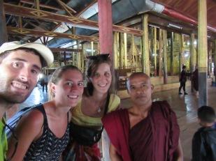 Lago Inle - Monasterio Ngaphe Kyaung
