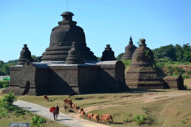 2019-11-myanmar-Mrauk-U-le-myet-hna-2