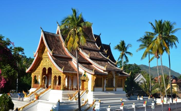 Laos - Luang Prabang con ruta por el Mekong